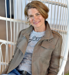 Valerie Breslow, Founder of Equestrian Wellness